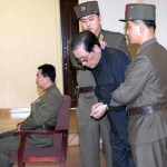 Jang's execution by firing squad was carried out immediately after the tribunal. (PHOTO: Rodong Sinmun;13/Dec/2013)