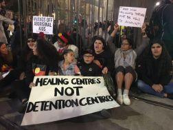 Melbourne protest 12