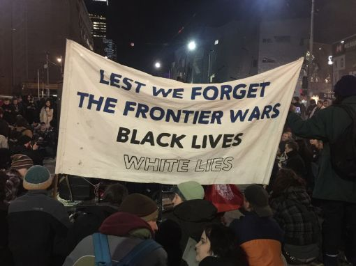Melbourne protest 13