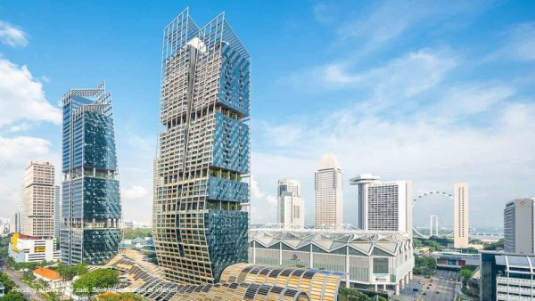 South Beach Residences: A Celestial Singapore Real Estate | Singapore | Yazhou Property