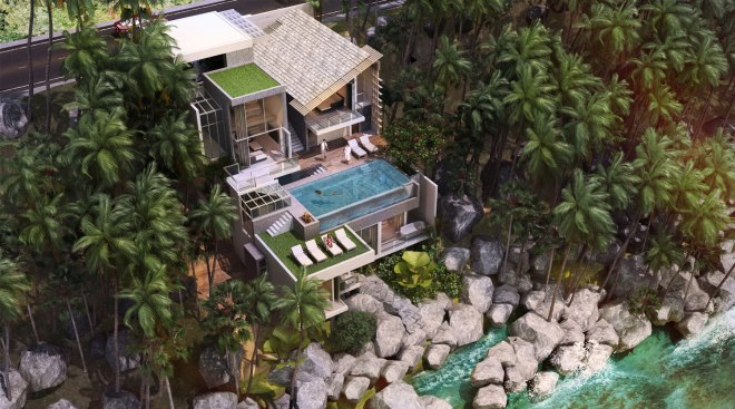 The Emerald Oceanfront Signature Villa Phuket | Thailand Property