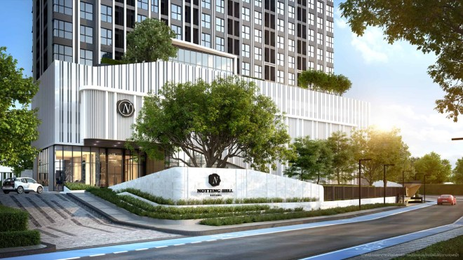 Notting Hill Rayong First Booking Sale | Yazhou Property