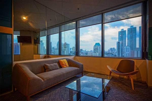 AP365 | City Centric Co-Working Office in Bangkok – Linuxx Serviced Office| Emporium 2