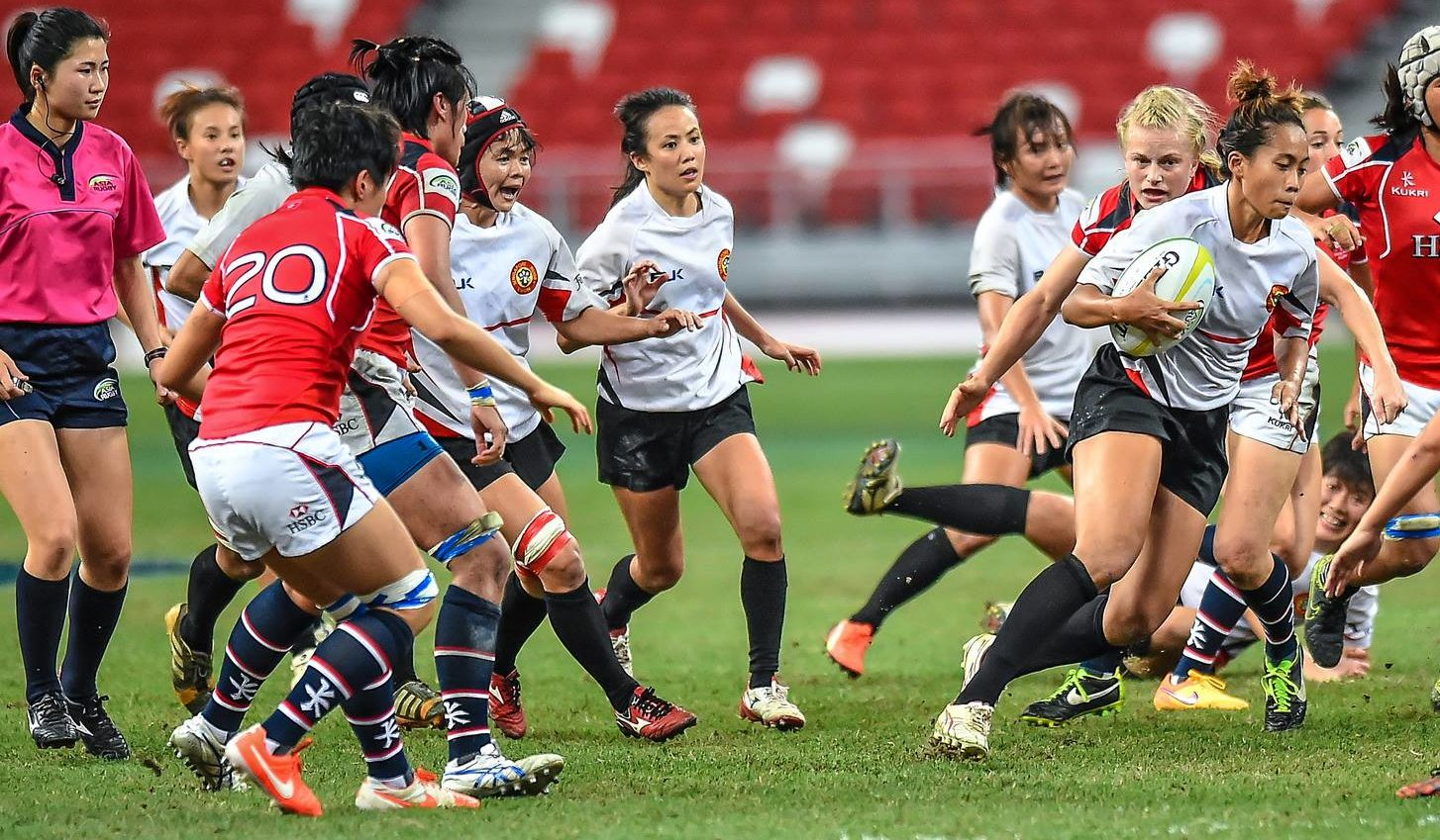 Historic Asia Rugby Women's Championship heads to Singapore