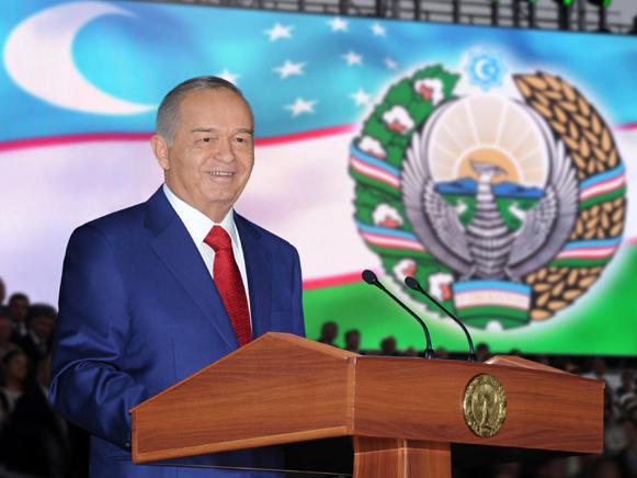 Ислам Каримов традиционно призвал народ «не предаваться ...