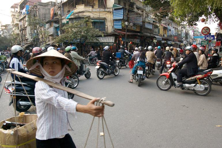 Welcome to Hanoi's Old Quarter @Maria Ly