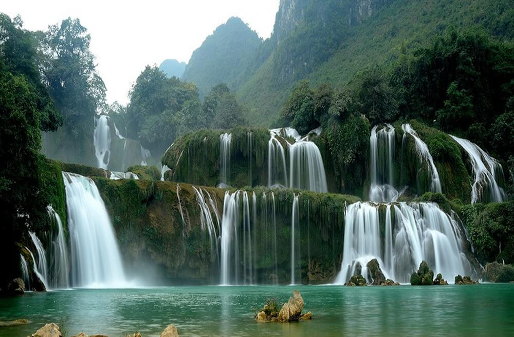 Discover the magical beauty of Silver Waterfall, Sapa