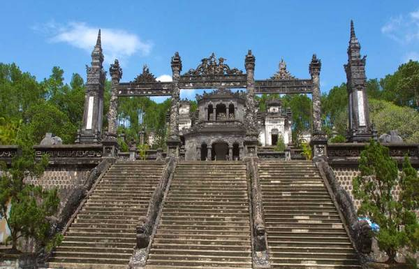 The Complex of Hue Monuments,The Complex of Hue Monuments travel