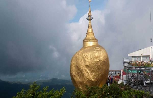 About Kyaikhtiyo Pagoda - kyaikhtiyo golden rock | Asia Tour Advisor