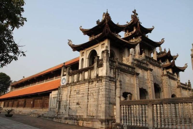 Phat Diem Stone Church Ninh Binh-completely built by hand