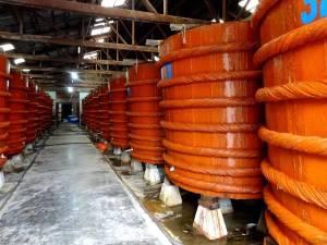 Phu Quoc fish sauce factories