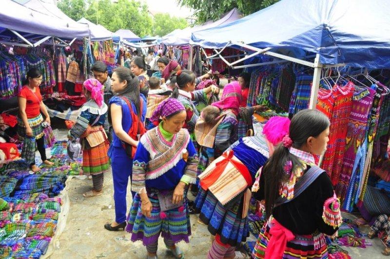 Unique goods of Sapa ethnic people