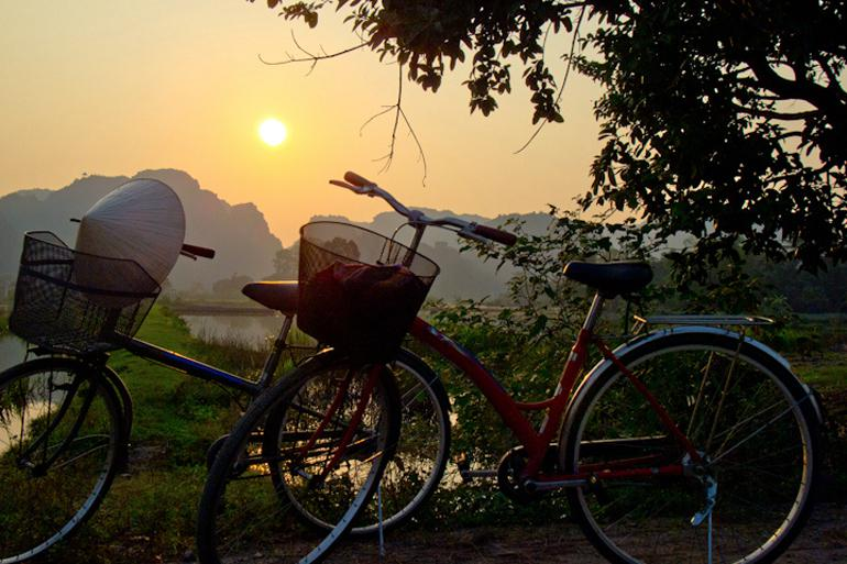 Take a ride through Vietnam's stunning countryside @Sarah Twitchell