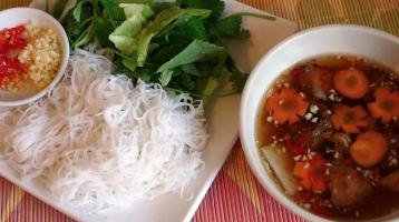 Bun Cha voted into World's Ten Best Street Foods by National Geographic Readers