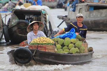 Chau Doc - An Giang - Mekong Delta Tours - Vietnam