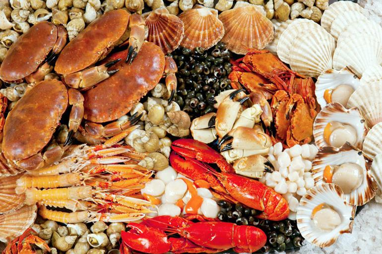 Seafood is a huge part of Halong Bay's food culture