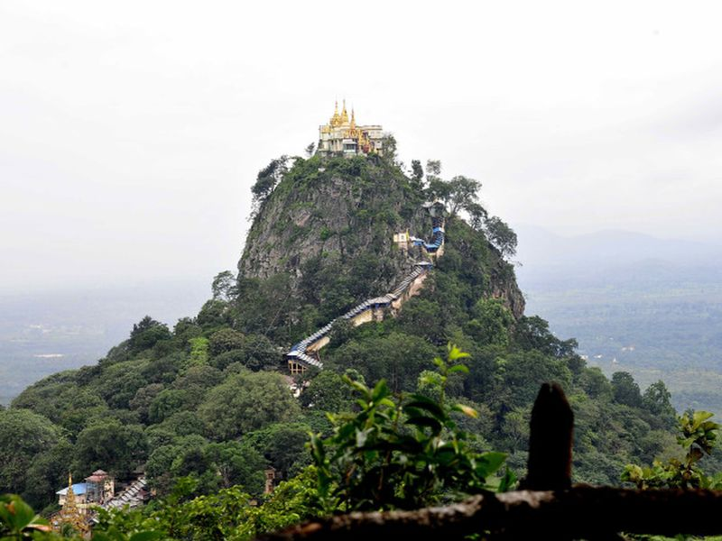 Myanmar Tourism There is not only the pagodas