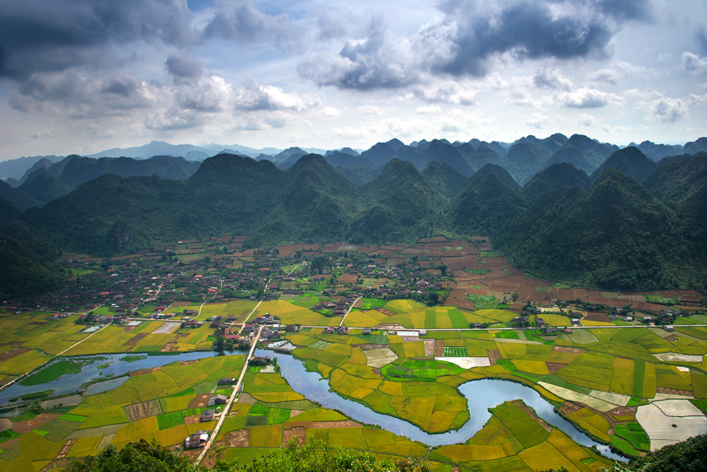 The amazing Bac Son Valley, What to See in Bac Son Valley