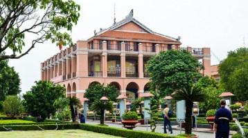Nha Rong Wharf – Ho Chi Minh Museum