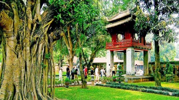Temple of Literature – A place to honor the study of Hanoi
