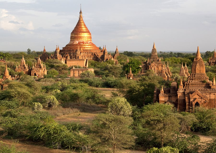 Why should travel Bagan