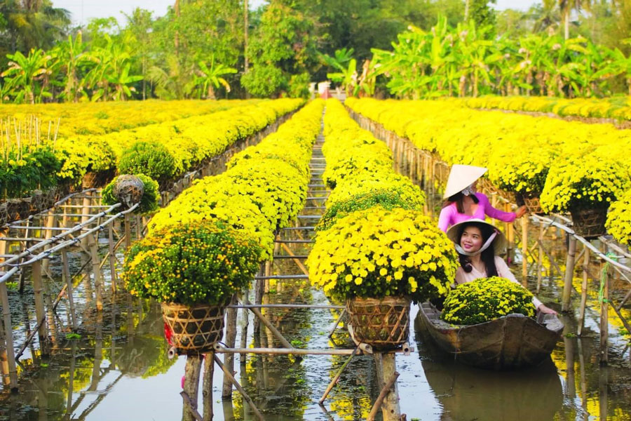 10 must-visit places in the Mekong Delta