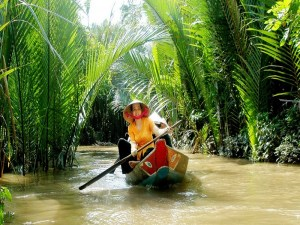 Cai Mon - One of the most tourist attraction of Ben Tre