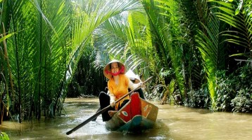 Cai Mon – One of the most tourist attraction of Ben Tre