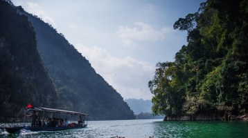 Famous lakes of Vietnam