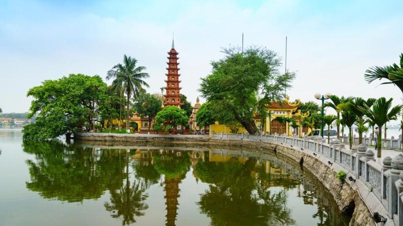 Tran Quoc Pagoda