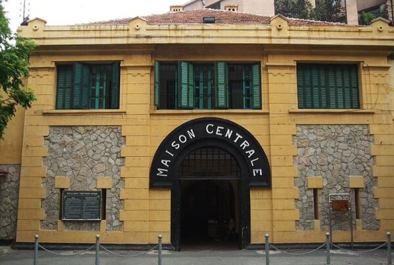 Hoa Lo Prison, a historical place of patriotic tradition