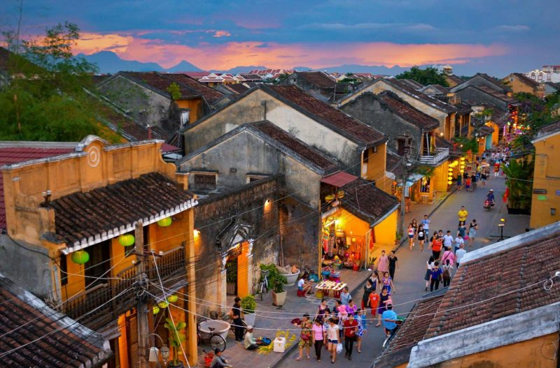 Hoi An Ancient Town welcomes tourists every year