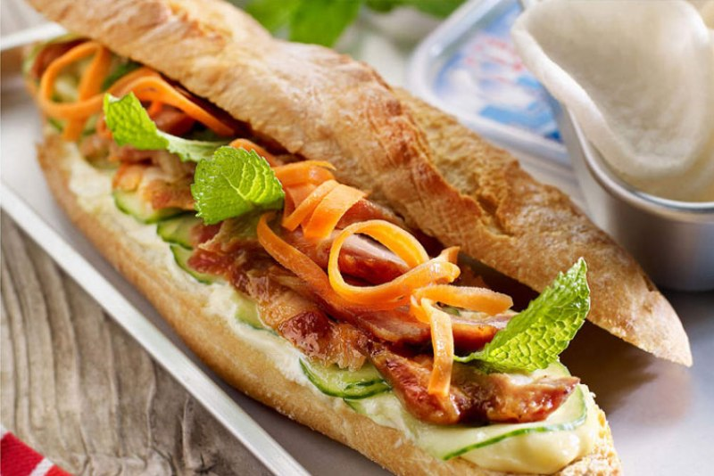 Vietnamese bread top 10 most attractive sandwiches in the world