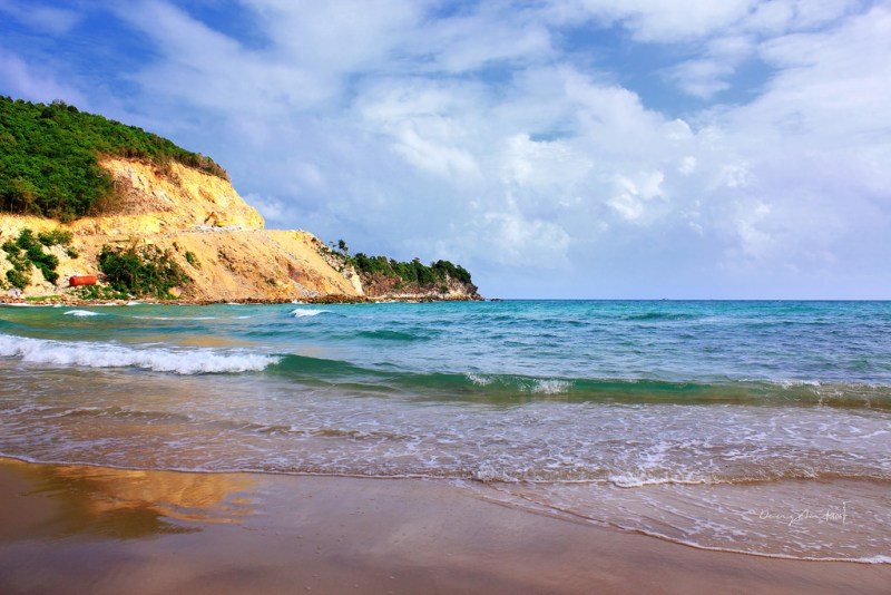 Cay Men Beach - Nam Du