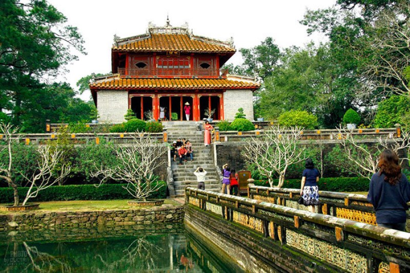 Minh Mang Tomb - the most majestic tomb of Hue ancient capital