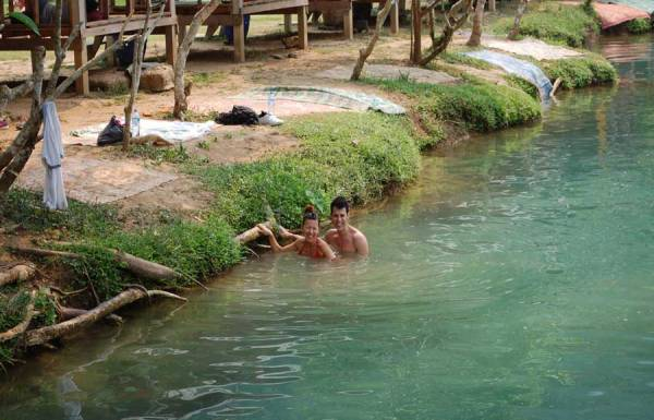 The Blue Lagoon and Tham Phu Kham cave,The Blue Lagoon and Tham Phu Kham cave travel