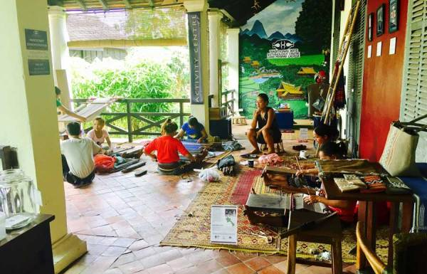 Traditional Arts & Ethnology Centre, Traditional Arts & Ethnology Centre in Laos