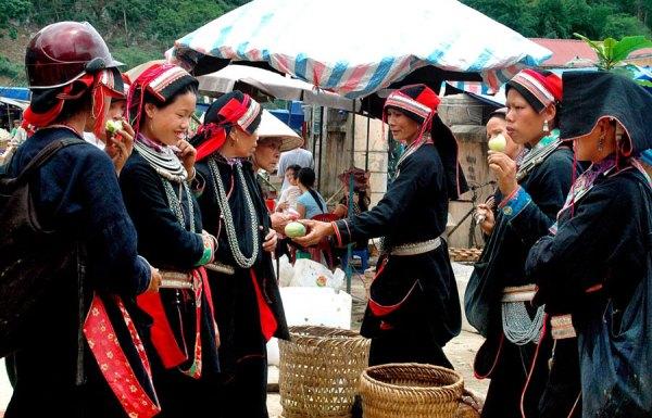 De Xu Phinh Village - Mu Cang Chai - Yen Bai - Vietnam