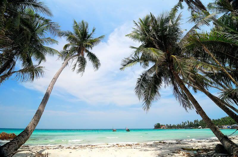 Cay Men beach beauty - Nam Du