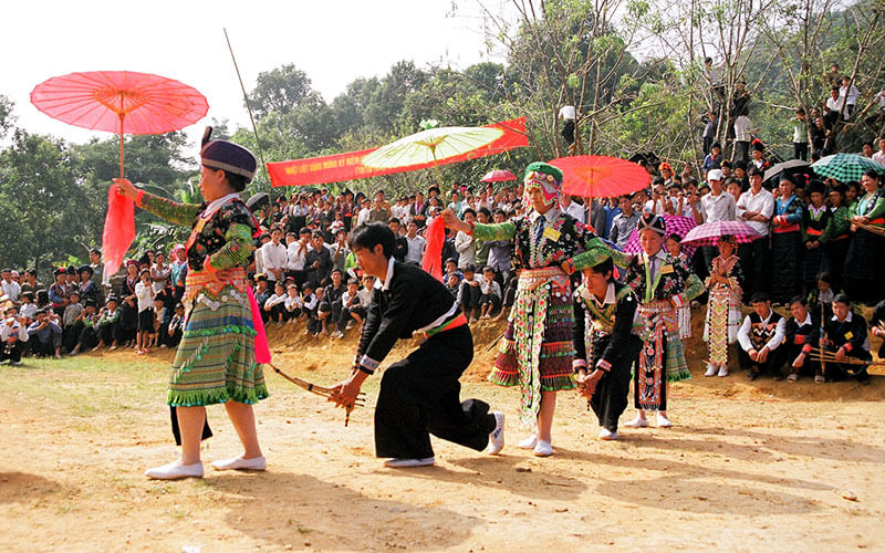 Culture and customs of ethnic people in Sapa