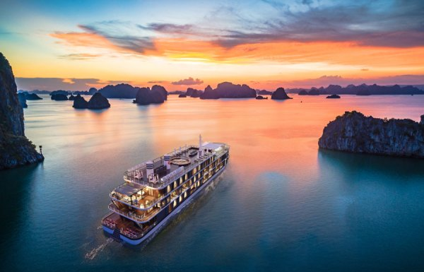 Era Cruise Halong, Free Hanoi Airport Transfer. Era Cruise reviews