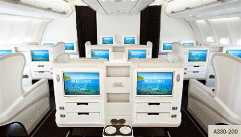 Fiji Airways Airbus A330-200