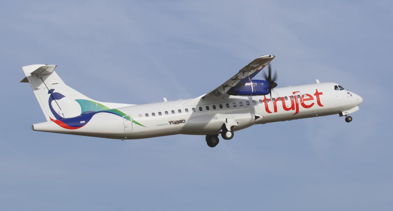Resultado de imagen para ATR 72 Trujet png