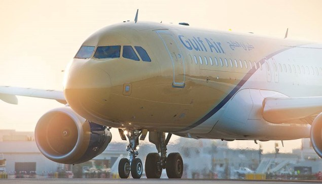 Gulf Air aircraft. Click to enlarge.