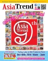 Asia Trend Aug 2014