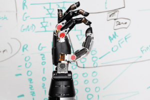 Educational Robotic Hand Application