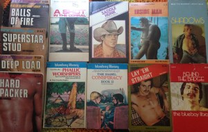 Gay Pulp paperback collection