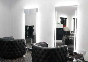 Kundensessel - Friseur