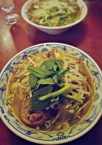 Pho Bo Suppe