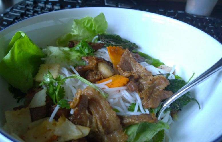 Mittagessen aus Vietnam
